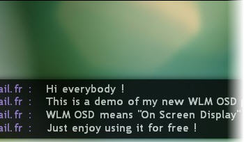 onscreendisplay