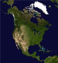 Jet-setting in North America