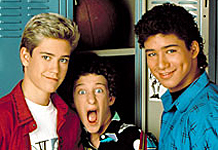 Saved By The Bell TV screenshot