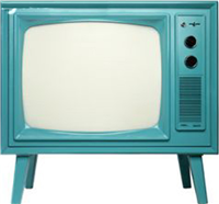 Television - The old days