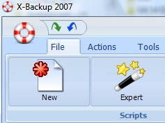 X-Backup screenshot