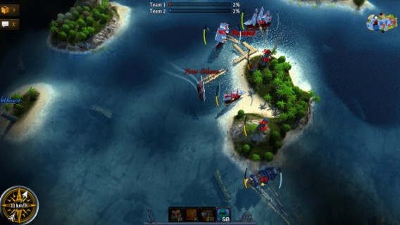 Top 10 naval battle games for pc its not as graphically advanced as some of the naval battle games on the list but for a browser game its still pretty impressive gumiabroncs Images