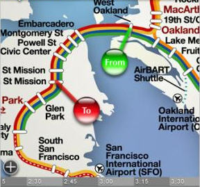 Bay area traffic