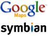 Google Maps and Symbian