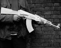 Scare your mates with a paper gun