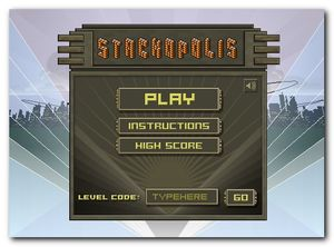 Play Stackopolis!