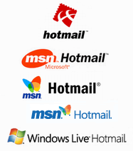 Hotmail Logo Evolution