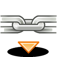 Hyperlink logo