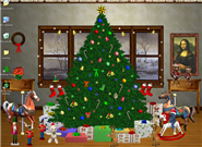 christmas tree interactive desktop screenshot