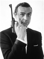 James Bond Connery
