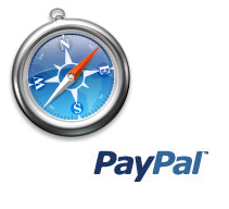 Safari and PayPal