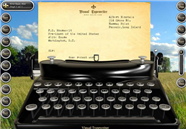 Virtual Typewriter screenshot