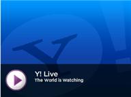 Y! Live logo
