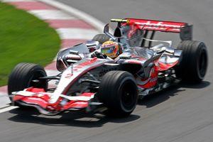 Software for 2008 Formula 1 season