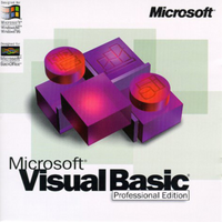 MS Visual Basic Box