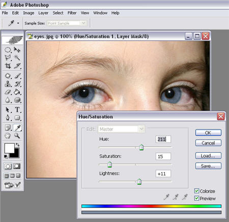 Eyescolor04g change eye color in photoshop ccuart Images