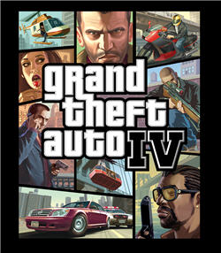 Can't wait to play GTA IV