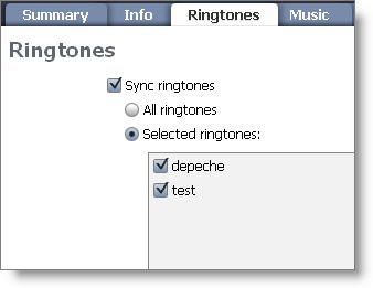create free customized ringtones for the iPhone
