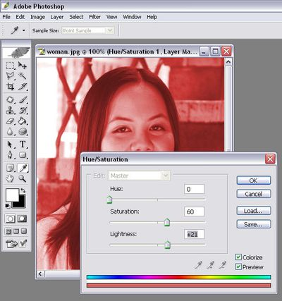How to change hair color in photoshop change hair color in photoshop ccuart Images