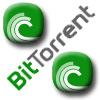 BitTiorrent logo