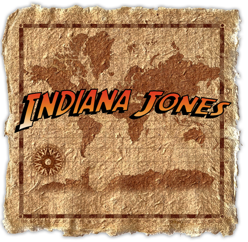 Create the Indiana Jones text effect in Photoshop