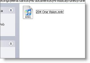 use any MP3 file as a free iPhone ringtone
