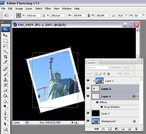 how to create a layer group in photoshop 7