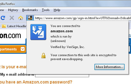 Firefox 3 security