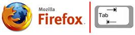 Firefox Tab logo