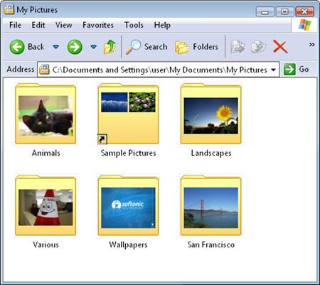 Pimp your Windows folders