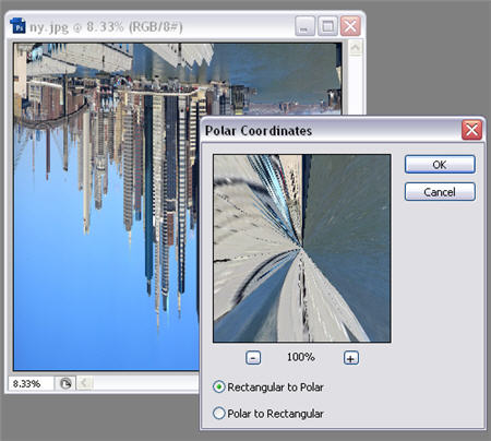 Create your own planet in Photoshop