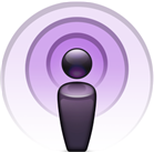 Podcasting logo