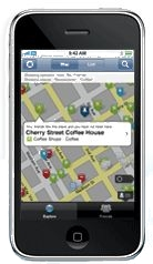 Give mobile social networking a Whrrl