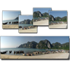 Create panoramic images