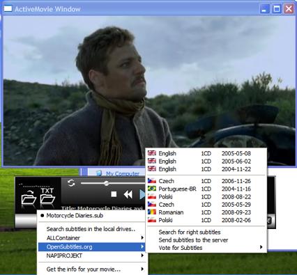 ALLPlayer Subtitles Access