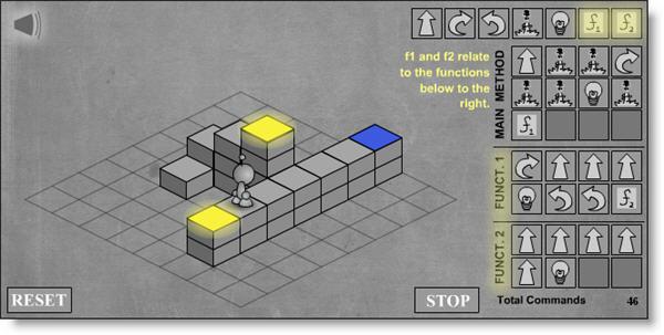 Light bot: Program your own robot