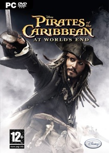 Pirates of the Caribbean cover