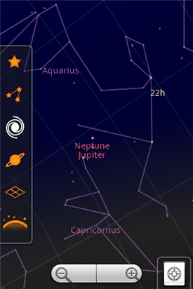 Sky Map for Android puts a planetarium in your pocket