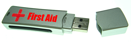 Build a First Aid USB kit
