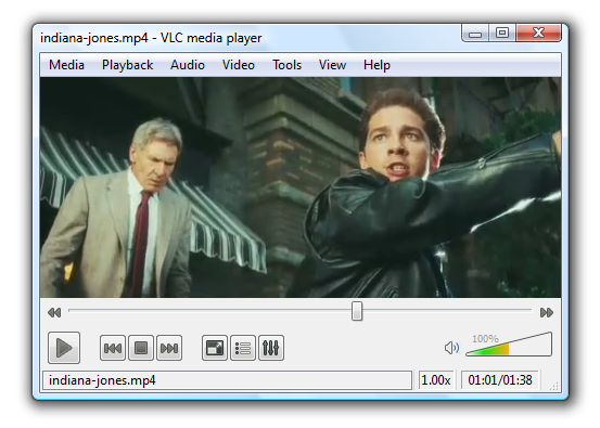 New features in VLC media player 1.0