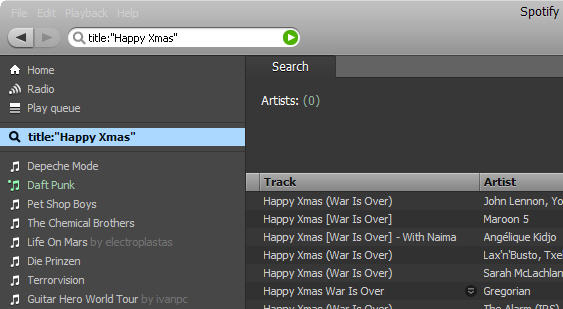 Spotify tricks and tips