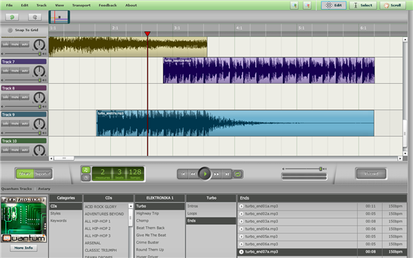 aviary audio editor gratuit