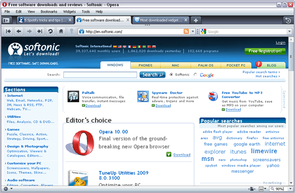 Opera browser old version | Download Old Versions of Opera for