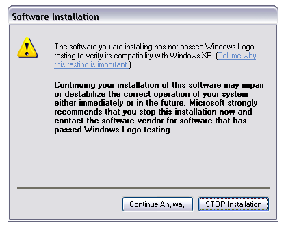 Ask OnSoftware: What is the Windows Logo testing error?