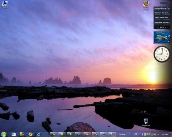 Windows 7 Style