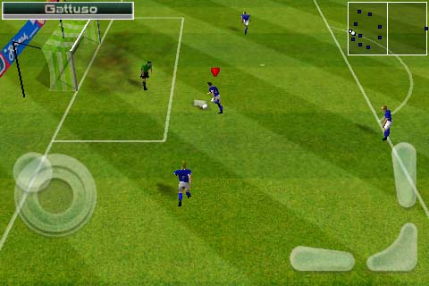 X2 Football boasts excellent gameplay
