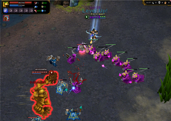 League of Legends – dangerously good multiplayer
