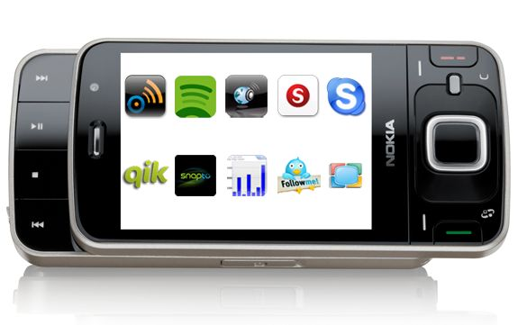 live tv app  for symbian software