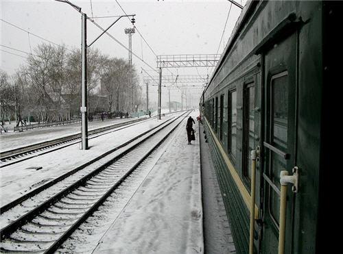 Virtual Trans-Siberian