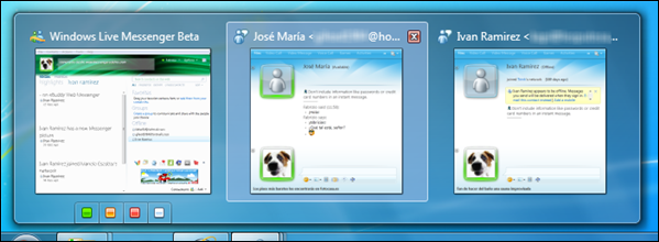 Windows Live Messenger 2010 Preview